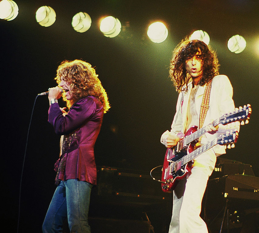 Led Zeppelin Songs